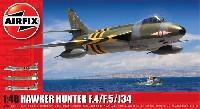 ホーカー ハンター F.4/F.5/J34