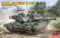ライ フィールド モデル1/35 Military Miniature Seriesイギリス主力戦車 チャレンジャー 2 TES メガトロン