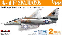 A-4F スカイホーク レディ ジェシー/ブルーテイルフライズ
