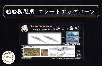 日本海軍 重巡洋艦 最上型 鈴谷/熊野 エッチングパーツ