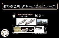 日本海軍 戦艦 紀伊 エッチングパーツ w/艦名プレート