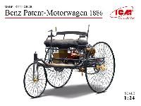 ICM1/24 カーモデルベンツ パテント モトールヴァーゲン 1886