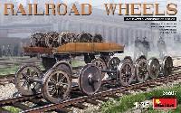 ミニアート1/35 ビルディング&アクセサリー シリーズ鉄道車輪セット