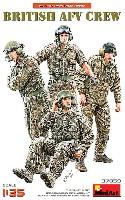 ミニアート1/35 ミリタリーミニチュアイギリス軍 AFV クルー