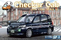 アオシマ1/24 ザ・モデルカートヨタ NTP10 JPNタクシー '17 チェッカーキャブ仕様