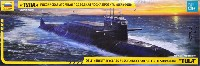 デルリフィン (デルタ 4) 級 ロシア 原子力ミサイル潜水艦 トゥーラ