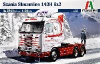 スカニア ストリームライン 143H 6×2