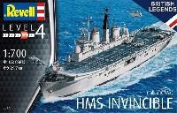 HMS インヴィンシブル (フォークランド紛争)