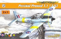 ミニウイング1/144 インジェクションキットパーシヴァル プロヴォスト T.1/T.53 (2キット入)