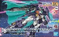 バンダイHGBD:R (ガンダムビルドダイバーズ Re:RISE)ガンダム TRYAGE マグナム