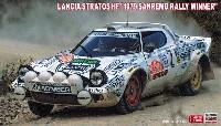 ランチア ストラトス HF 1979 サンレモラリー ウィナー