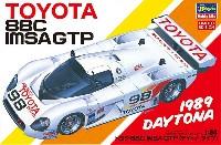 ハセガワ1/24 自動車 限定生産トヨタ 88C IMSA GTP (デイトナ タイプ)