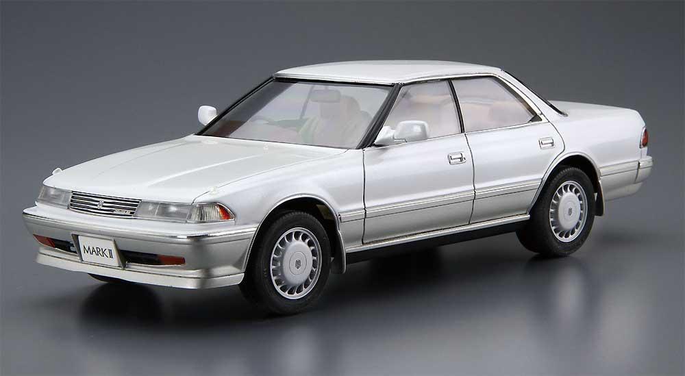 トヨタ GX81 マーク 2 2.0 グランデツインカム24 '88プラモデル(アオシマ1/24 ザ・モデルカーNo.063)商品画像_2