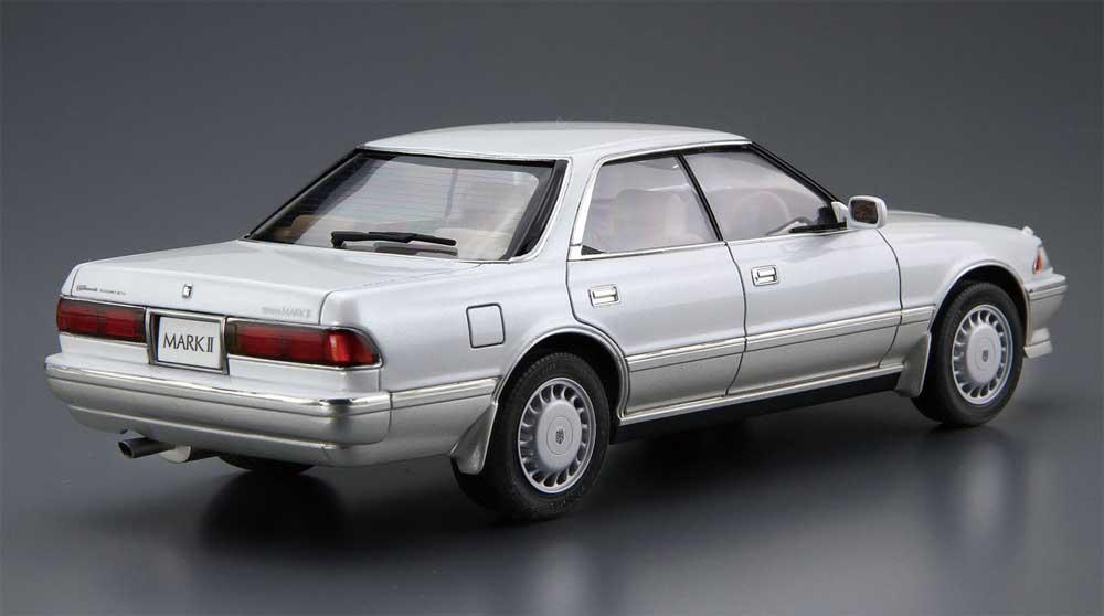 トヨタ GX81 マーク 2 2.0 グランデツインカム24 '88プラモデル(アオシマ1/24 ザ・モデルカーNo.063)商品画像_3