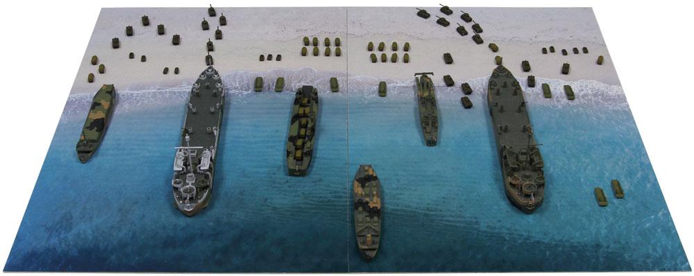 WW2 イオージマ上陸作戦プラモデル(ピットロードスカイウェーブ SW シリーズNo.SPS004)商品画像_2