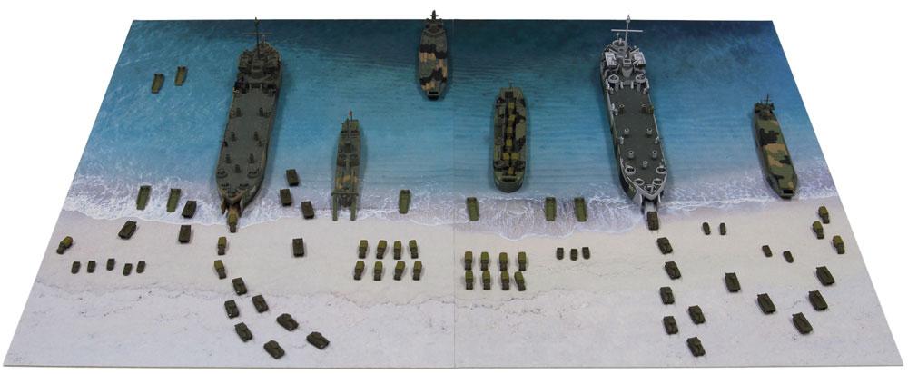 WW2 イオージマ上陸作戦プラモデル(ピットロードスカイウェーブ SW シリーズNo.SPS004)商品画像_3