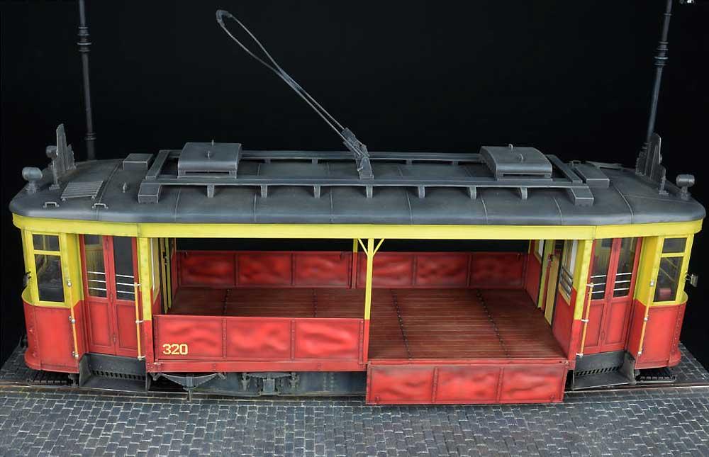 貨物輸送用 路面電車 Xシリーズプラモデル(ミニアート1/35 ミリタリーミニチュアNo.38030)商品画像_3