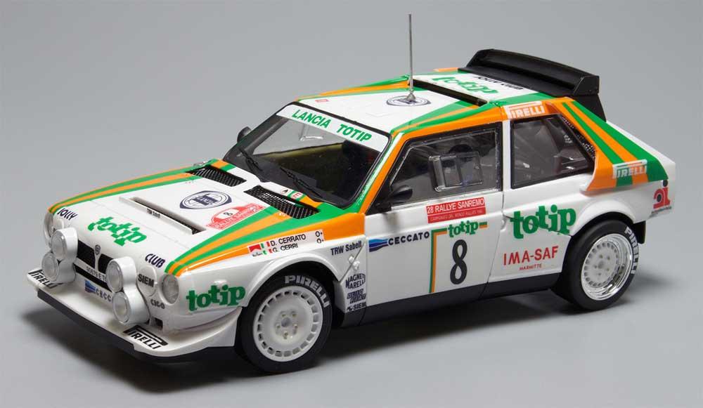 ランチア デルタ S4 '86 サンレモラリープラモデル(NuNu1/24 レーシングシリーズNo.PN24005)商品画像_2