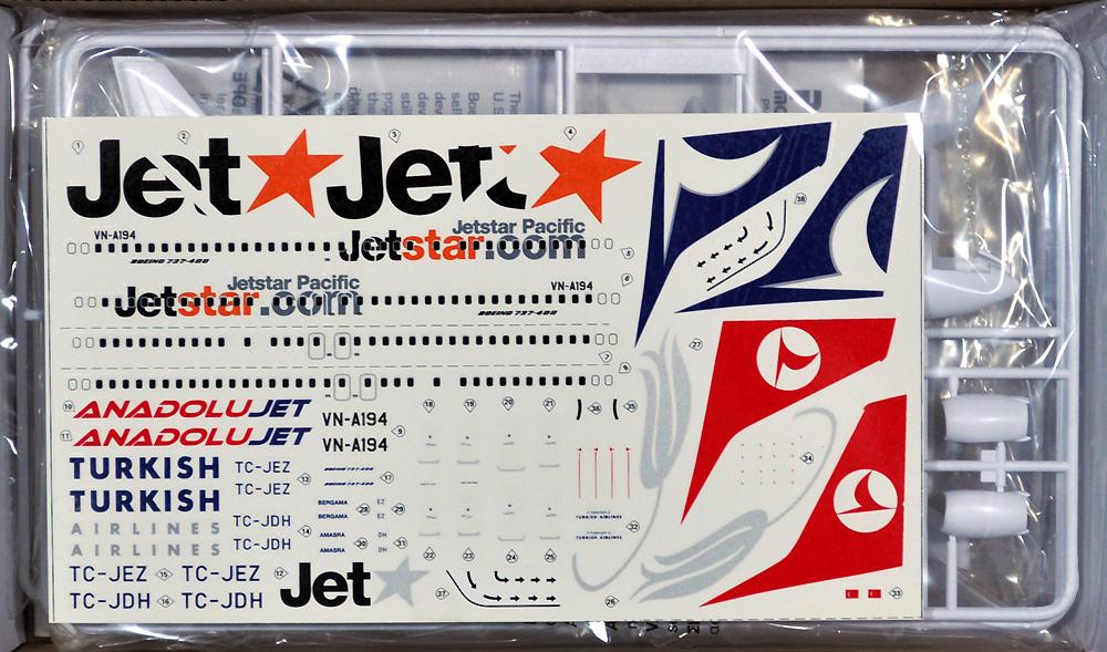 ボーイング 737-400プラモデル(PM MODEL1/48 エアクラフトNo.PM-503)商品画像_1