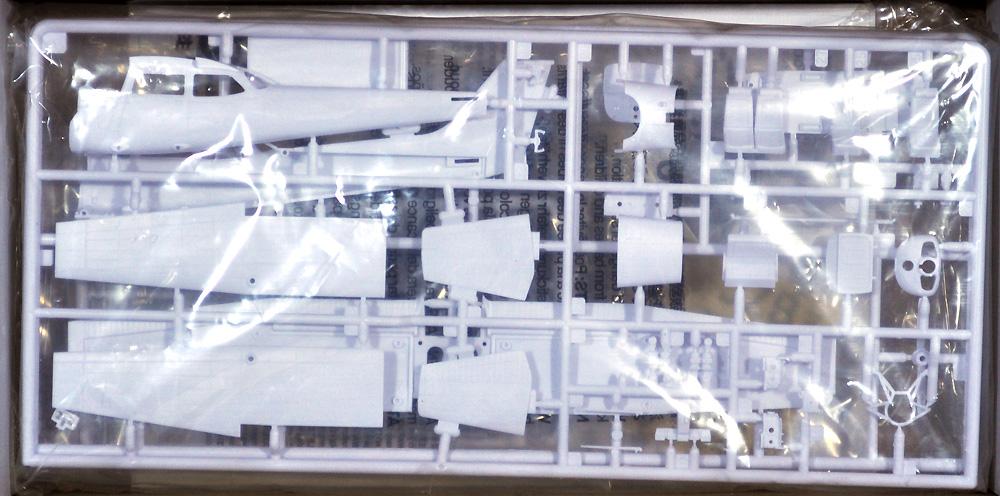 セスナ 172 メスカレロ 練習機プラモデル(PM MODEL1/72 エアクラフトNo.PM-501)商品画像_1
