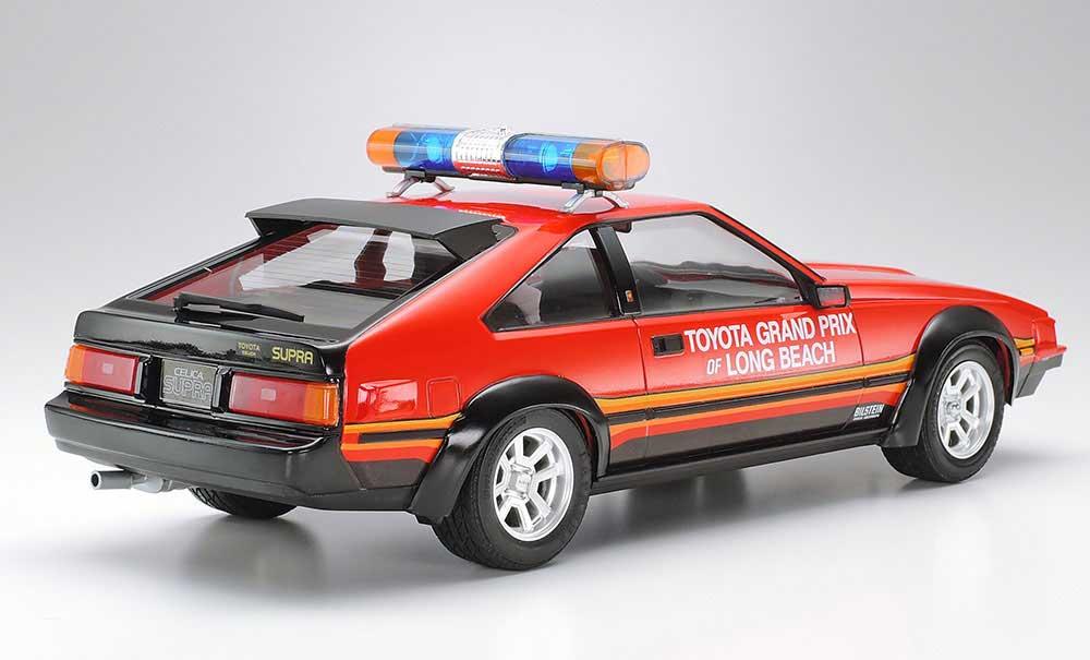 トヨタ セリカ スープラ ロングビーチGP マーシャルカープラモデル(タミヤ1/24 スポーツカーシリーズNo.033)商品画像_3