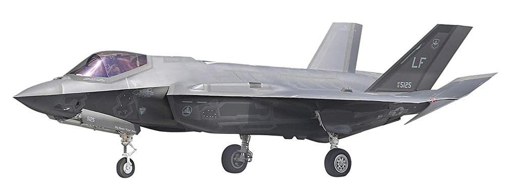 F-35A ライトニング 2プラモデル(レベル1/72 AircraftNo.03868)商品画像_2