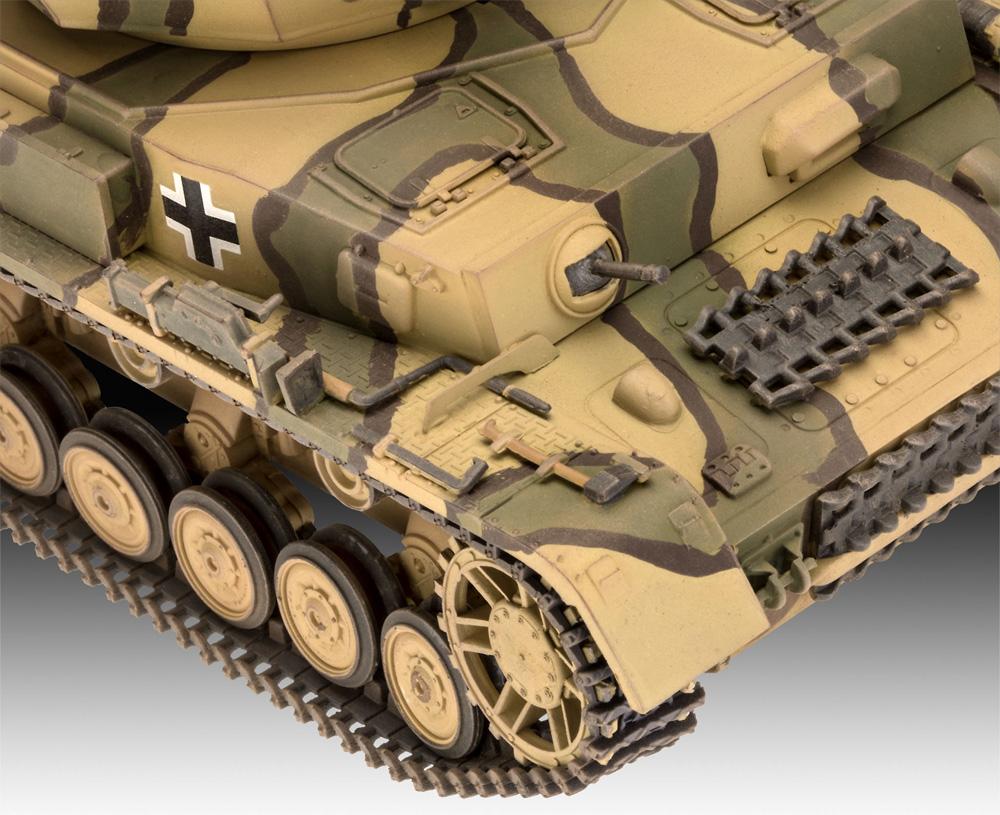 ドイツ 4号対空戦車 ヴィルベルヴィントプラモデル(レベル1/35 ミリタリーNo.03296)商品画像_3