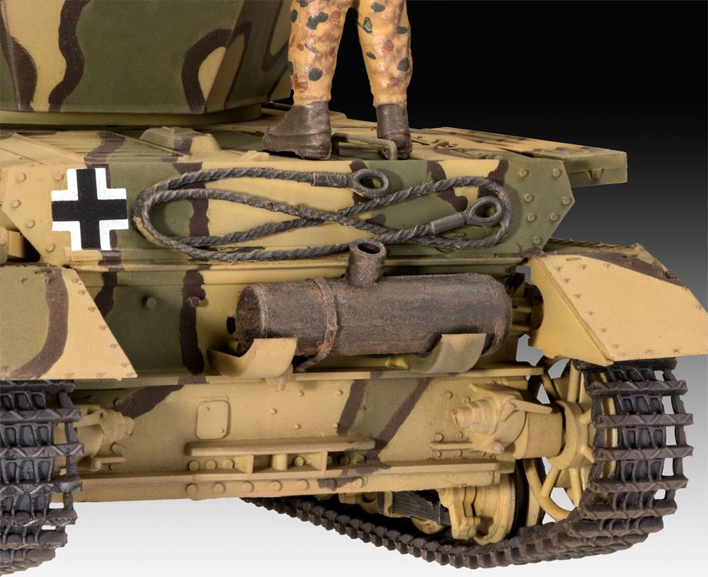 ドイツ 4号対空戦車 ヴィルベルヴィントプラモデル(レベル1/35 ミリタリーNo.03296)商品画像_4