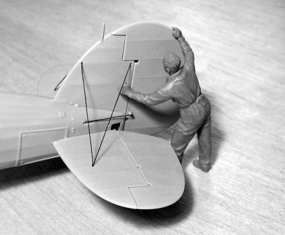 WW2 イギリス空軍 グランドクルー セット 1939-1945プラモデル(ICM1/32 エアクラフトNo.32107)商品画像_3