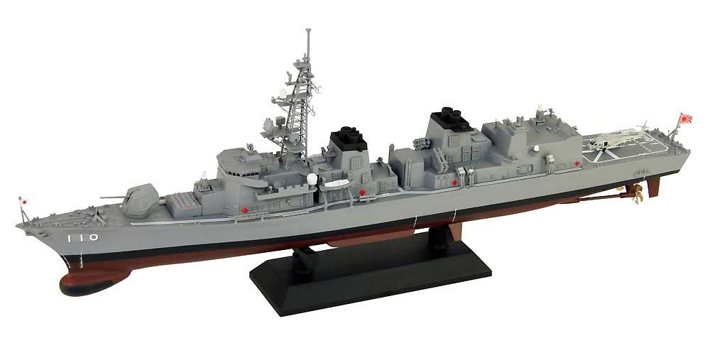 海上自衛隊 護衛艦 DD-110 たかなみプラモデル(ピットロード1/700 スカイウェーブ J シリーズNo.J065SP)商品画像_3