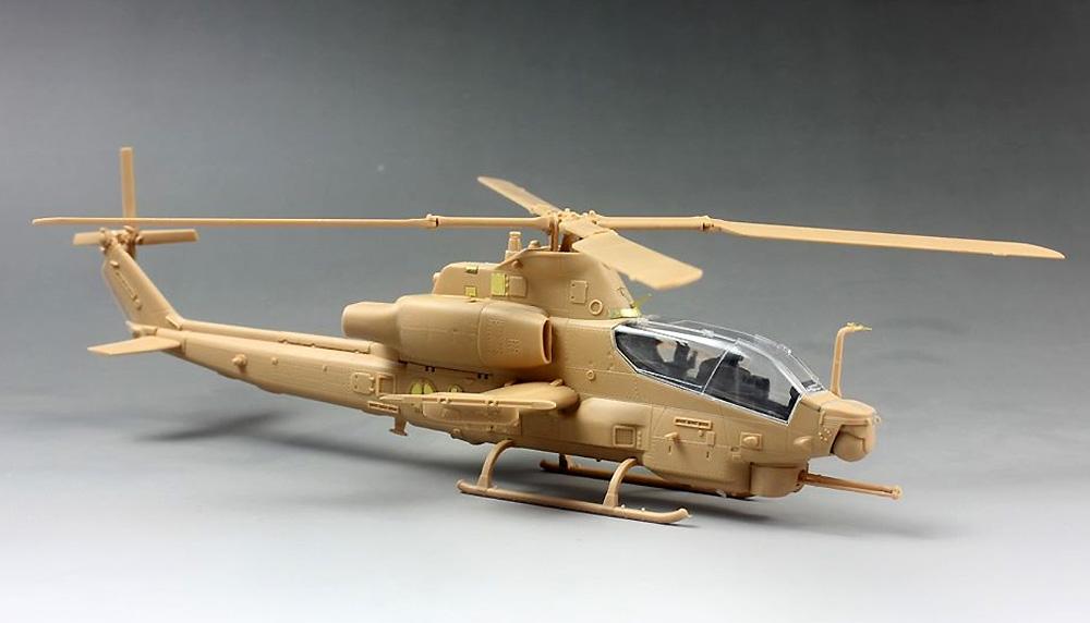 AH-1Z ヴァイパー 攻撃ヘリコプタープラモデル(ドリームモデル1/72 航空機モデルNo.DM720012)商品画像_3