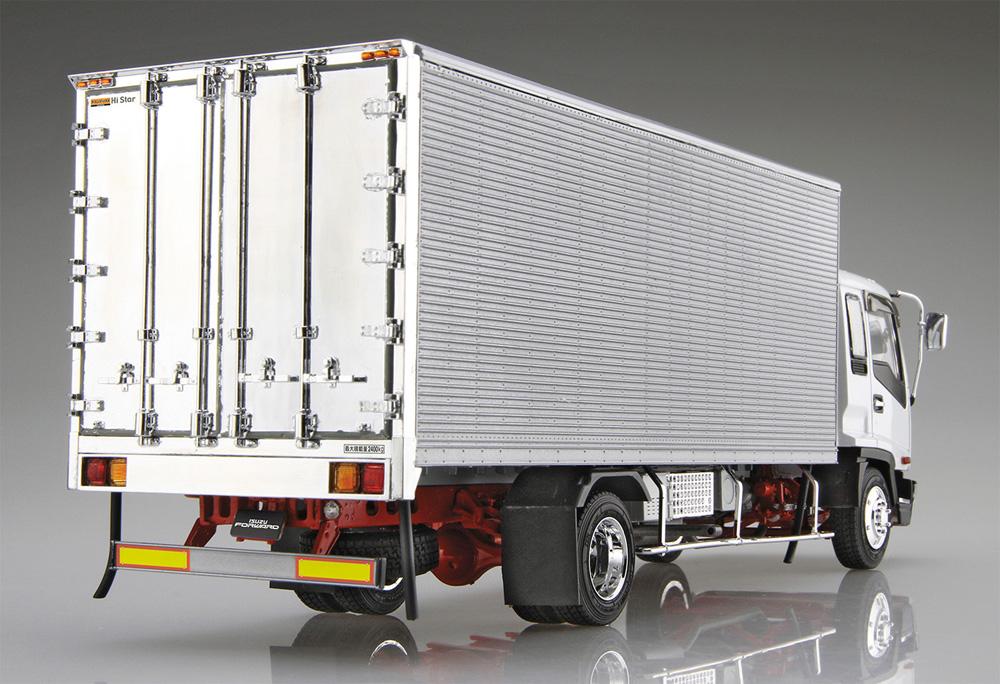 いすゞ フォワード ハイスター 冷凍車プラモデル(アオシマ1/32 ヘビーフレイト シリーズNo.005)商品画像_2