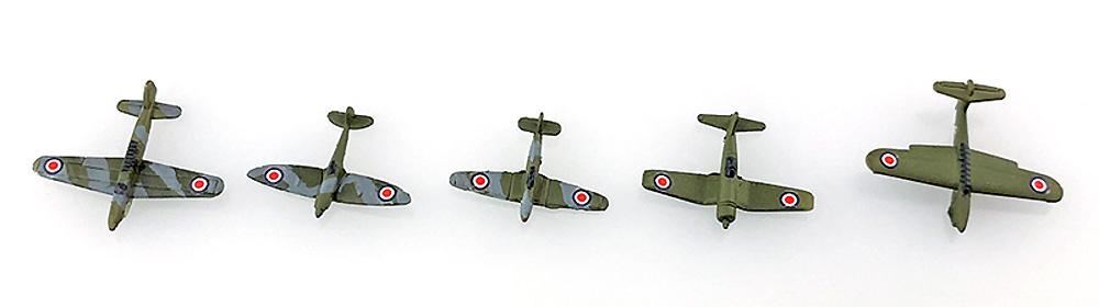 英国海軍 航空母艦 艦載機 No.2プラモデル(アオシマ1/700 ウォーターラインシリーズNo.569)商品画像_1