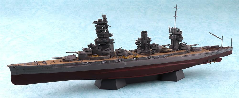 日本海軍 戦艦 山城 1944 金属砲身付プラモデル(アオシマ1/700 艦船 (フルハルモデル) シリーズNo.4905083059784)商品画像_1