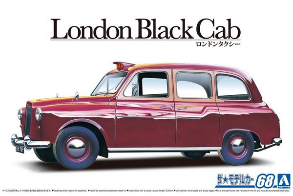 FX-4 ロンドンタクシー
