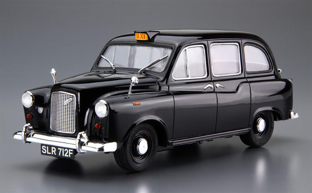FX-4 ロンドンタクシー '68プラモデル(アオシマ1/24 ザ・モデルカーNo.068)商品画像_2