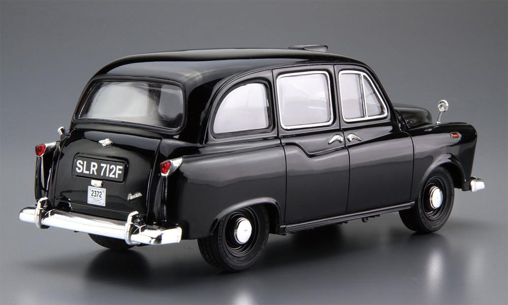 FX-4 ロンドンタクシー '68プラモデル(アオシマ1/24 ザ・モデルカーNo.068)商品画像_3