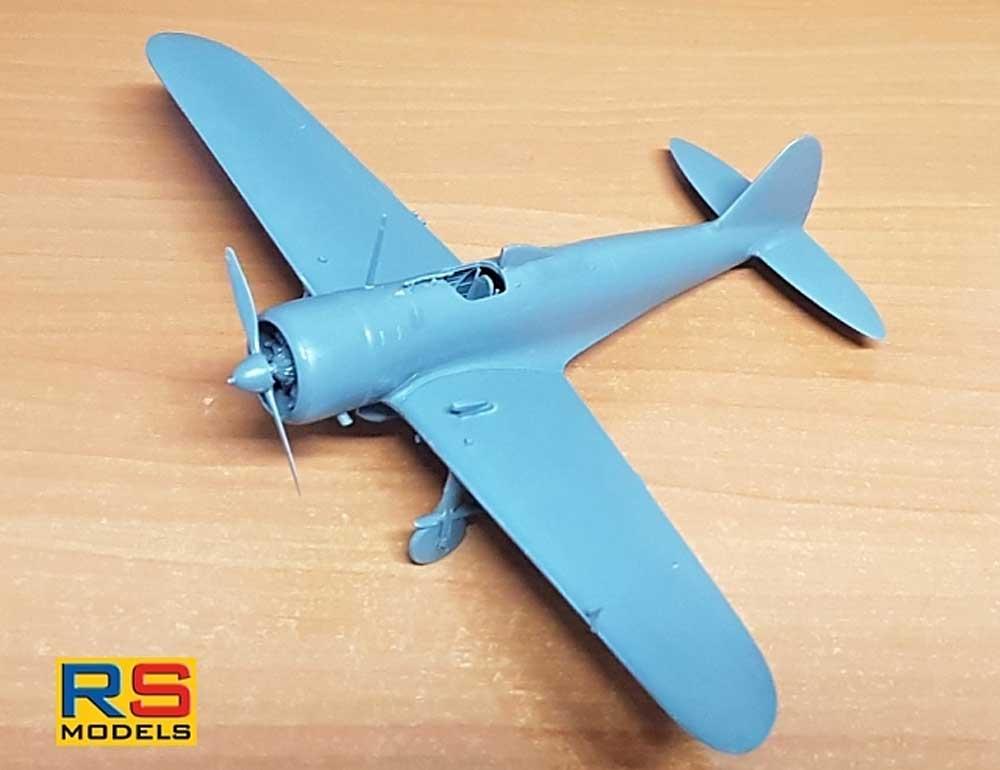 満州 キ-79 二式高等練習機 甲型プラモデル(RSモデル1/48 エアクラフト プラモデルNo.48005)商品画像_3