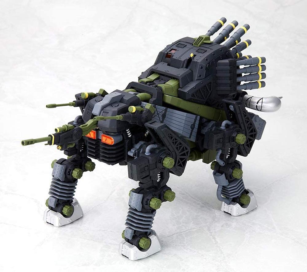RBOZ-006 ディバイソン マーキングプラスVer.プラモデル(コトブキヤゾイド (ZOIDS)No.ZD137)商品画像_3