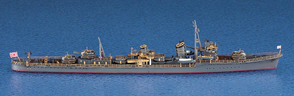 日本海軍 駆逐艦 朝潮 ハイパーディテールプラモデル(ハセガワ1/700 ウォーターラインシリーズ スーパーディテールNo.30064)商品画像_2