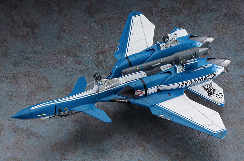 VF-11D サンダーボルト テストパイロットスクールプラモデル(ハセガワマクロスシリーズNo.65866)商品画像_4
