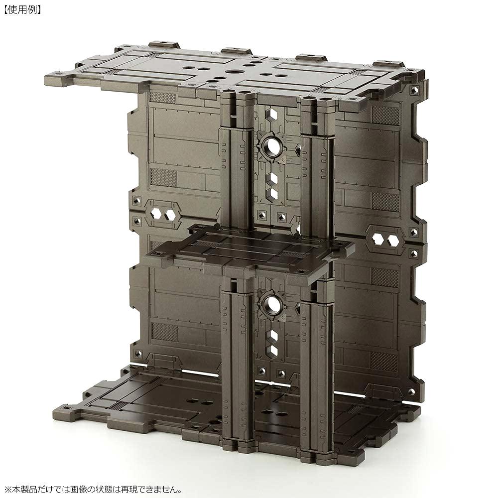 ブロックベース 02 パネルオプション Aプラモデル(コトブキヤヘキサギア ブロックベースNo.HG058)商品画像_2