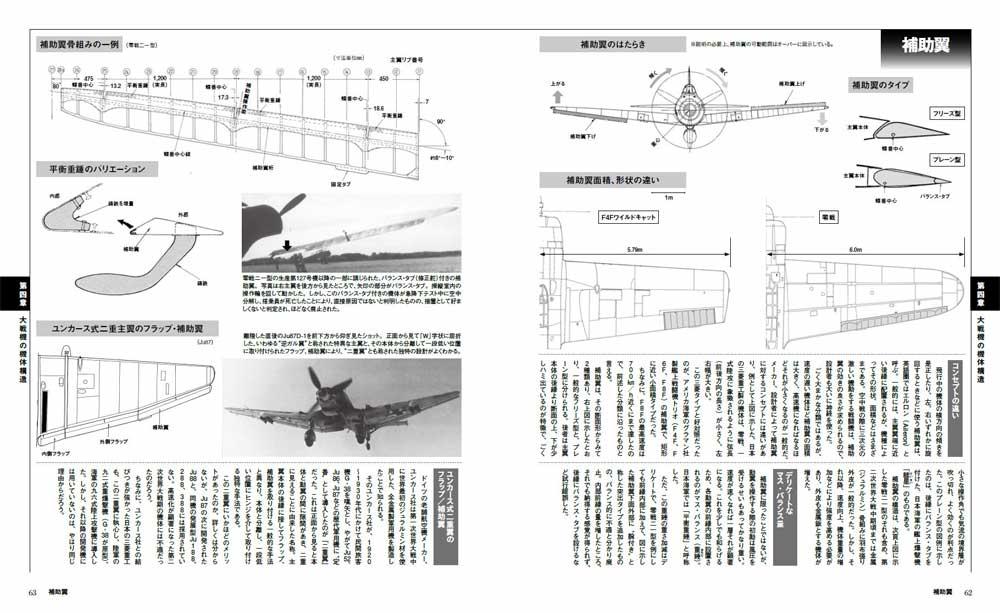 WW2 大戦機 メカニズム図鑑本(イカロス出版イカロスムックNo.61857-01)商品画像_3