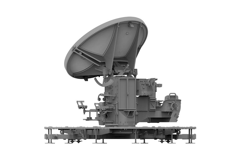 ウルツブルク レーダー FMG 39/FuSE 62Dプラモデル(ダス ヴェルク1/35 ミリタリーNo.DW35014)商品画像_2