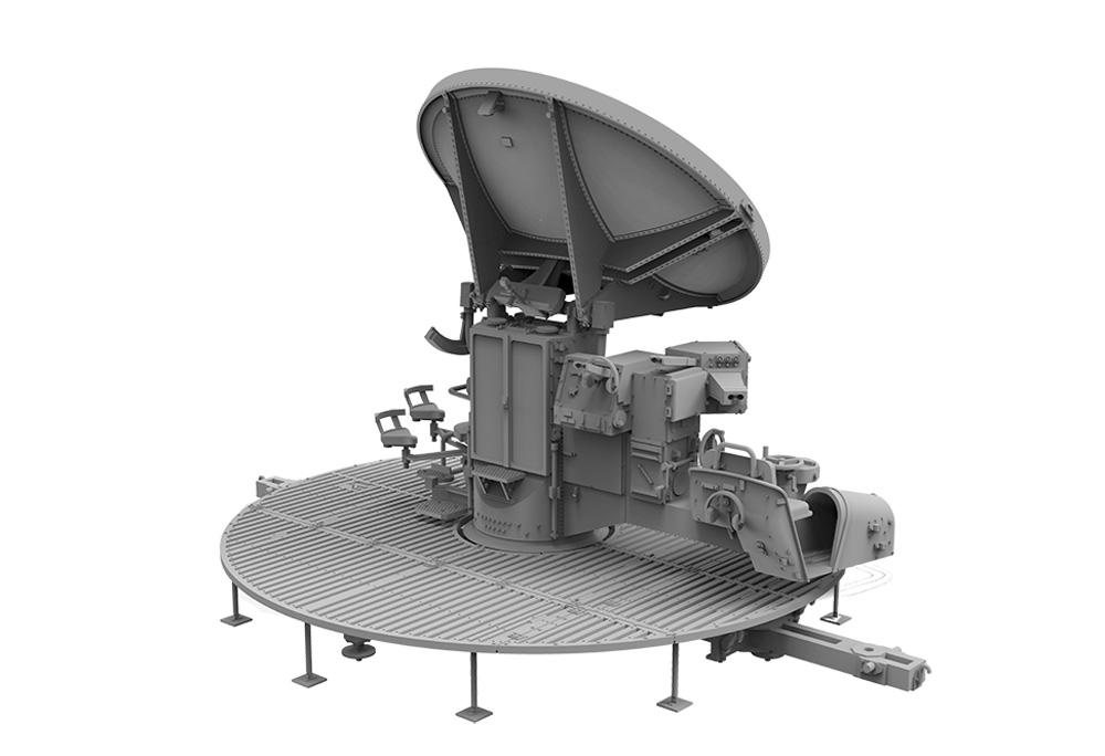 ウルツブルク レーダー FMG 39/FuSE 62Dプラモデル(ダス ヴェルク1/35 ミリタリーNo.DW35014)商品画像_3