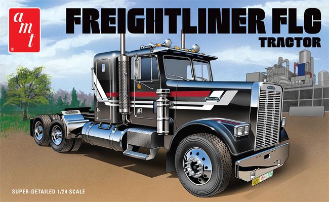 フレイトライナー FLC トラクタープラモデル(amt1/25 カーモデルNo.AMT1195/08)商品画像
