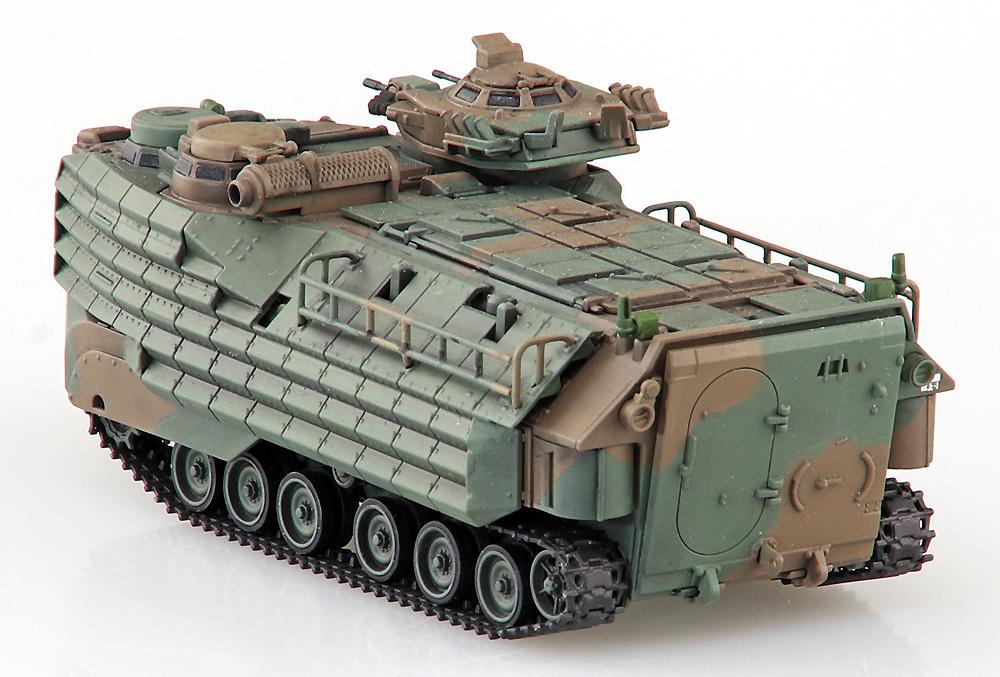 陸上自衛隊 水陸両用車 (AAVP7A1 RAM/RS) 水陸機動団プラモデル(アオシマ1/72 ミリタリーモデルキットシリーズNo.021)商品画像_4