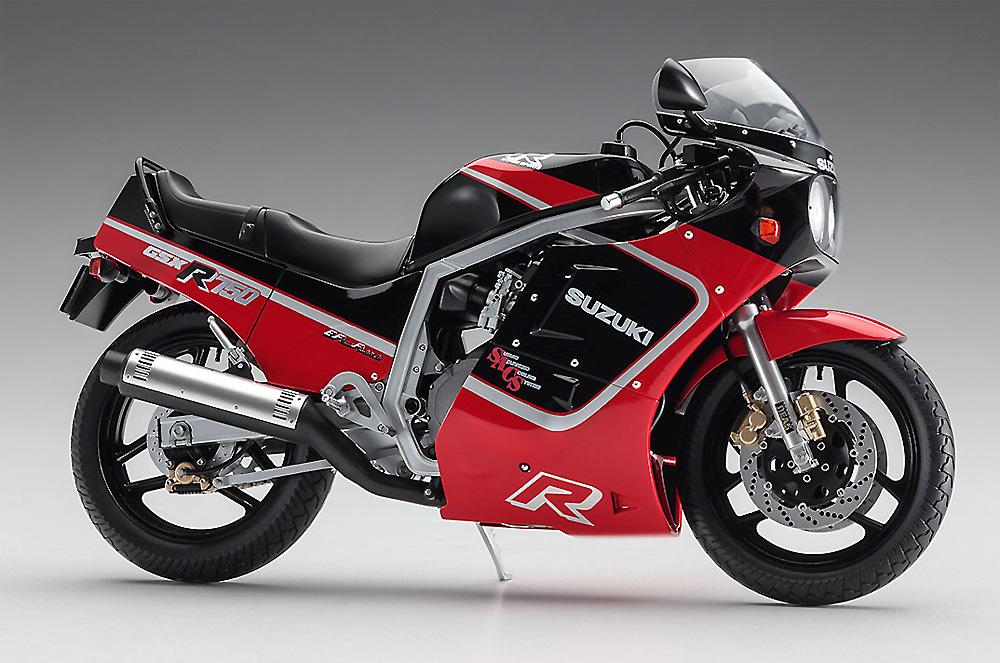 スズキ GSX-R750(H) (GR71G)プラモデル(ハセガワ1/12 バイクシリーズNo.21725)商品画像_2