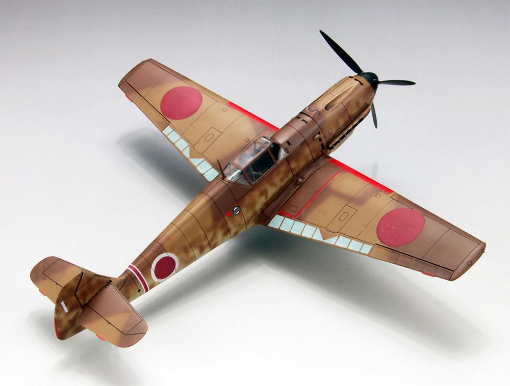メッサーシュミット Bf109E-7 日本陸軍 w/整備情景セット 2プラモデル(ファインモールド1/48 日本陸海軍 航空機No.48995)商品画像_4