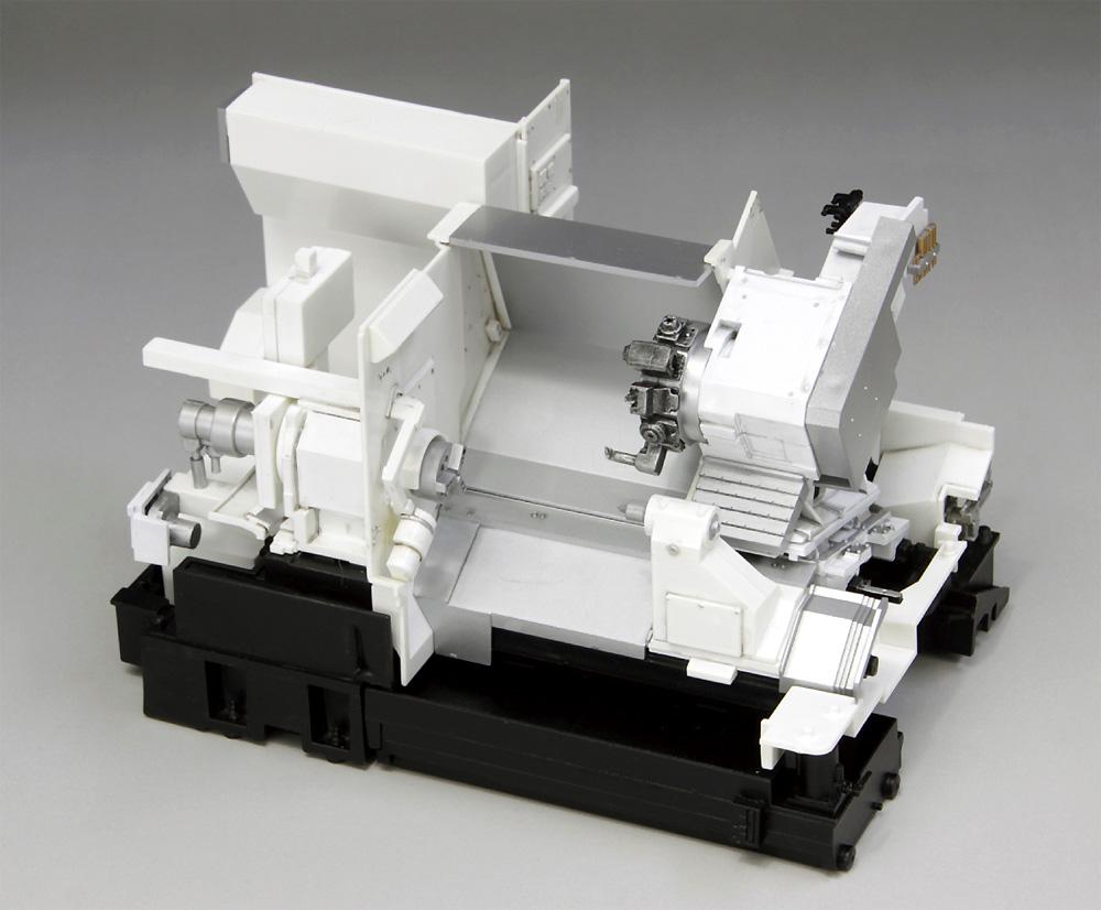 CNC旋盤 ヤマザキ マザック クイックターン 200MYプラモデル(ファインモールドオトナの社会科見学シリーズNo.15506)商品画像_3
